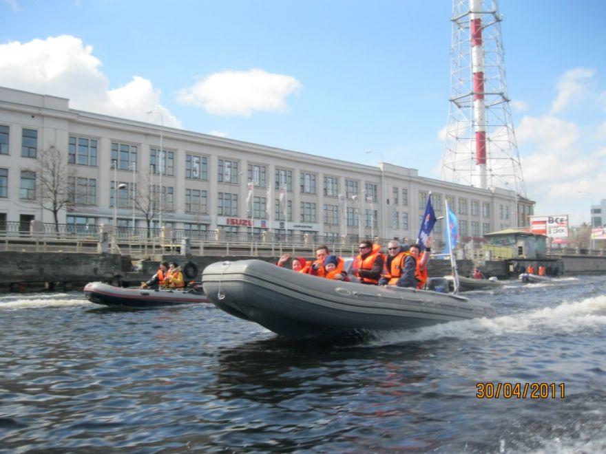 Лодка ПВХ Посейдон 520