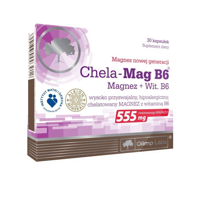Chela-Mag B6 (30 капс.)
