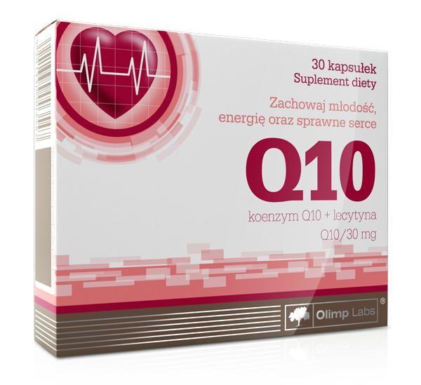 Koenzym Q10 (30 капс.)