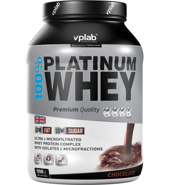 100% Platinum Whey (908 гр)
