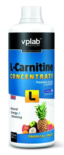 L-Carnitine concentrate (1000 мл.)