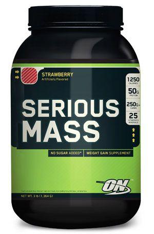 Serious Mass (1360 гр)