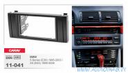 Carav 11-041 (2-DIN BMW 5 95-03г (E39)/ X5 99-06г (E53))