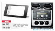Carav 11-046 (2-DIN FORD Focus II / C-Max 2005+, S-Max / Fusion / Transit 2006+, Fiesta III 2006-2008)