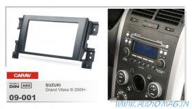 Carav 09-001 Suzuki Grand Vitara 3 2005+ 2 din