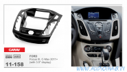 "Carav 11-158 (2 DIN Ford Focus 3, C-Max 2011+, displey 3,5"")"