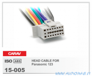 Carav 15-005 (Panasonic)
