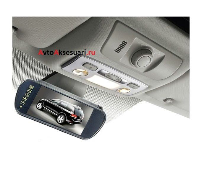 Монитор в авто 7 дюймов Bluetooth