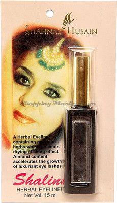 Натуральная подводка для глаз Шахназ Хусейн (Shahnaz Husain Shaline Herbal Eyeliner)