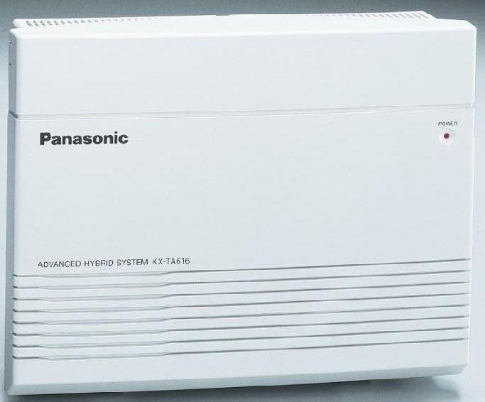Panasonic KX-TA616RU б/у