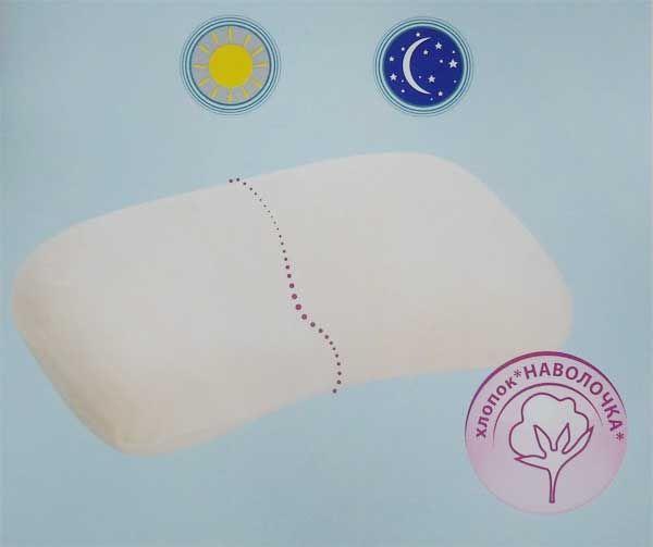 Подушка детская Топ-125 | Тривес