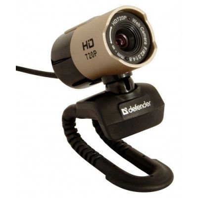 Веб-камера G-lens 2577 HD720p 2МП, стеклянная линза(5слоев)