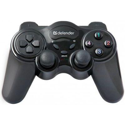 Акция!!! Беспроводной геймпад Game Master Wireless USB, радио, 12 кнопок, 2 стика