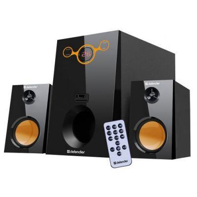 Акустическая 2.1 система Sirocco M30 Pro 30Вт, MP3, SD/USB/FM, 220В