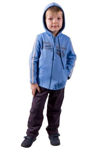 Костюм для мальчика: толстовка и штаны