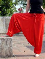 Индийские штаны алладины (афгани), купить в интернет-магазине