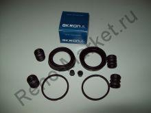 Рем. комплект переднего суппорта (Logan) Malo KH9023  аналог 7701201806