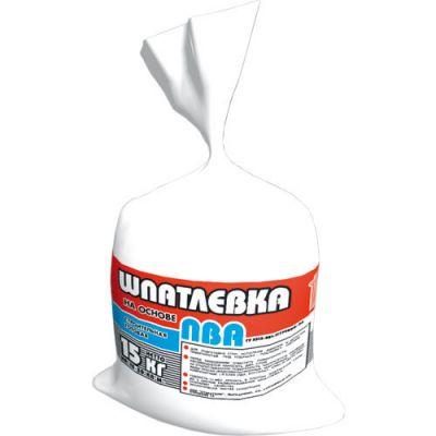 СТАРАТЕЛИ Готовая шпатлевка на основе ПВА (15 кг)