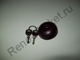 Пробка (крышка) бензобака (с личинкой и ключами) Taksim RCLI-824 аналог 7701471585