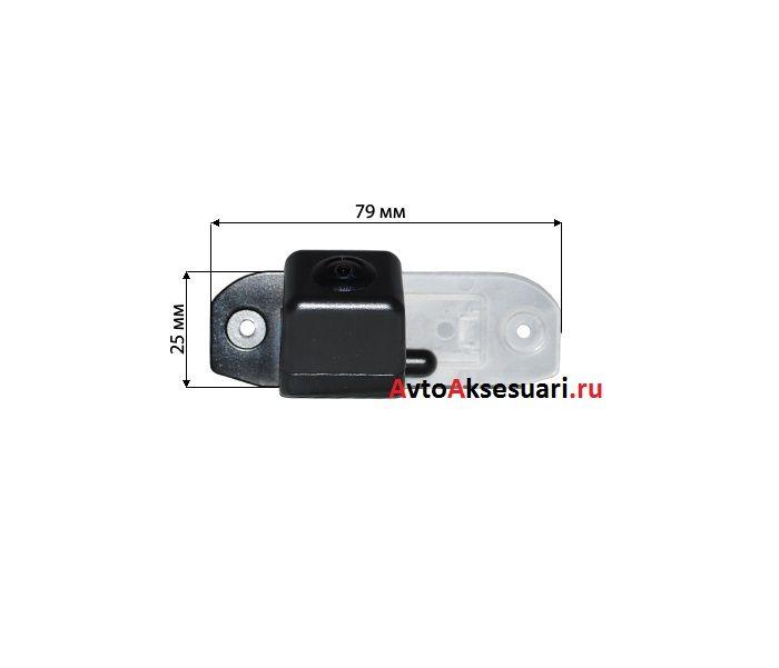 Камера заднего вида для Volvo C30