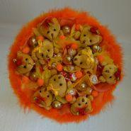 """Букет из игрушек и конфет №072-9к """"Осенний вальс"""""""