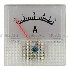 Амперметр 5А 40мм
