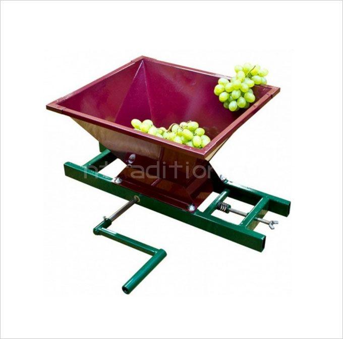 Дробилка для винограда, 14 л