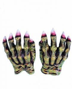 Руки - перчатки ужасные