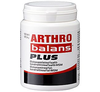 Arthro Balans Plus 120 шт