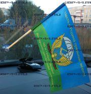 Флаг автомобильный 98-я гв.ВДД (12Х18см)