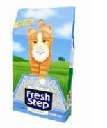 Fresh Step наполнитель тройной контроль  запаха 6,35 кг