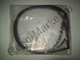 Уплотнитель (молдинг) лобового стекла (R-19) комплект AGC GLASS 7231ASMH аналог 7702253634, 7700785520