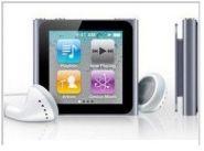 mp3 - mp4 плеер в стиле iPod NANO c 8 Гб памяти