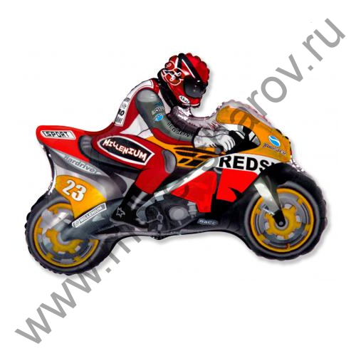 Шар Мотоцикл 73 см