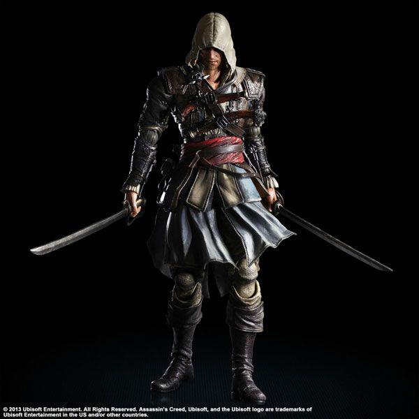 Фигурка Assassin's Creed IV Black Flag Edward