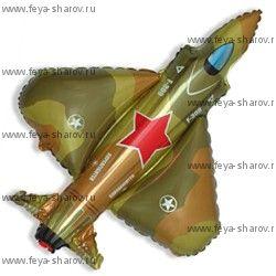 Шар Истребитель 81см