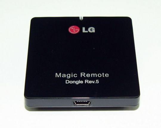 Донгл для пульта Magic Remote LG AN-MR400D