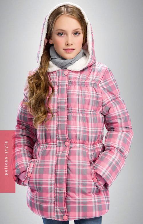 Куртка 122 размер для девочки