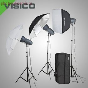 Visico VL PLUS 300 Valued kit Комплект студийного оборудования