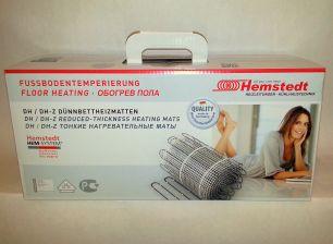 Мат нагревательный двухжильный для теплого пола Hemstedt   DH  525вт, 3.5 кв.м.