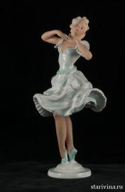 Танцовщица, Unterweissbach, Германия, 1940-58 гг