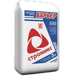 СТАРАТЕЛИ СТРОМИКС - барьер (гидропломба) 3 кг.