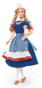 Кукла Барби Голландия, серия Куклы мира, BARBIE