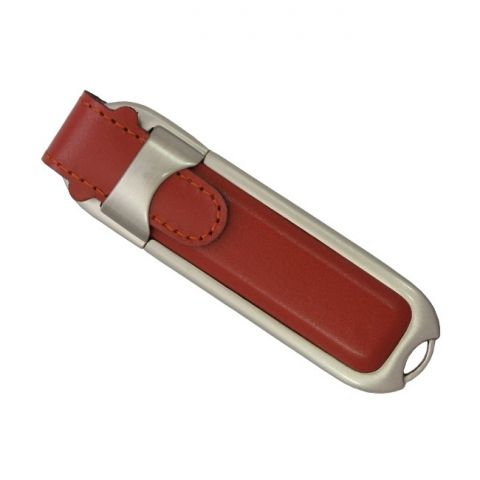 4GB USB-флэш-накопитель Supertalent DL-T коричневая кожа без блистера