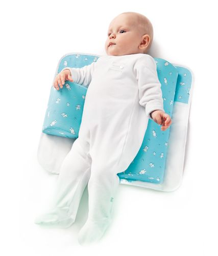 Детская ортопедическая подушка-конструктор Trelax Baby Comfort.