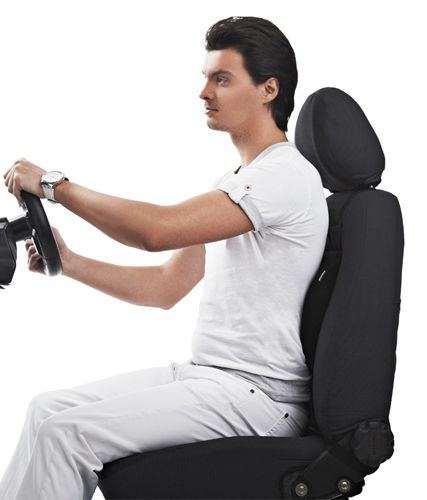 Ортопедическая подушка под спину Trelax Autoback.