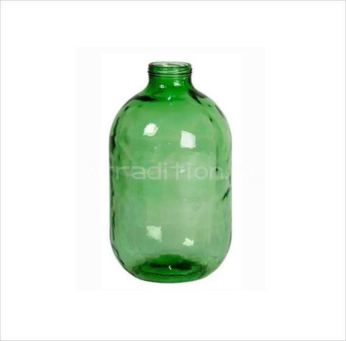 Винная бутыль c широким горлом ТО, 10 л