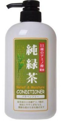 Расслабляющий кондиционер для волос JunLove New Relax Natural Herb Green Tea Conditioner