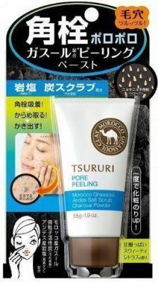 Tsururi Очищающее поры средство (пилинг), 55g