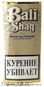 Табак сигаретный Bali White Halfzware 40г